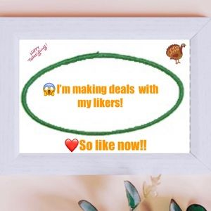 ❤️Offers to Likers!!